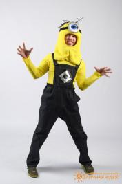 Банановая вечеринка с Миньоном.