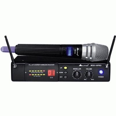 Радио микрофон ALTO MOD-16PRO